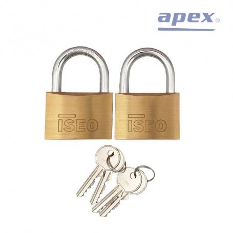 2x zámok (60) + 4 kľúče
