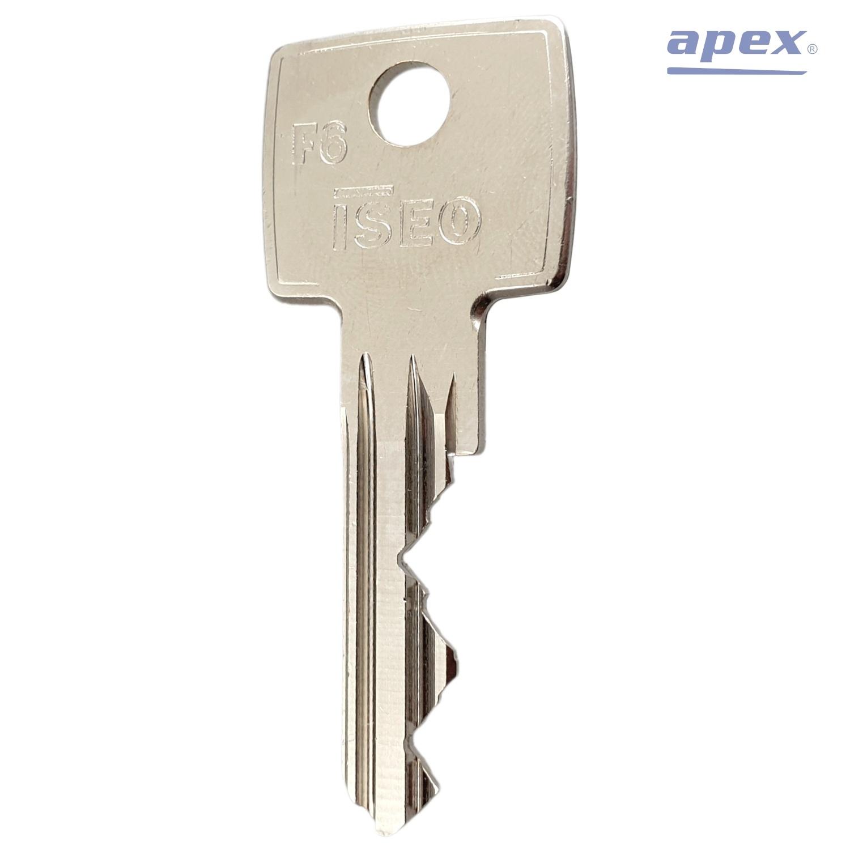 Kľúč ISEO F6
