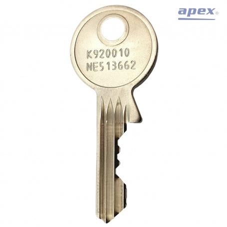 Kľúč Dormakaba EAP 2000