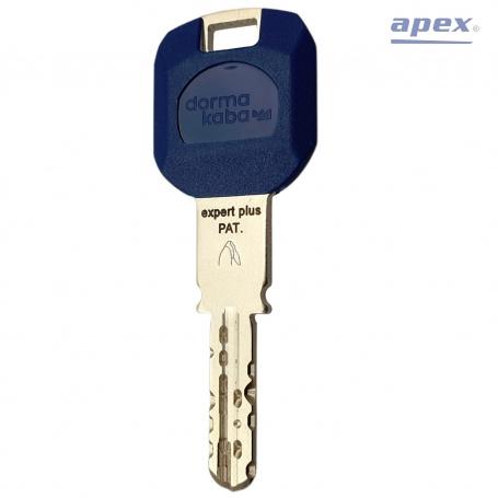 Kľúč Dormakaba Expert Plus (veľké kľúče)