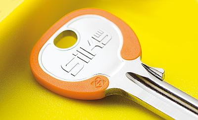 Kľúče Silky s rozlišovačmi